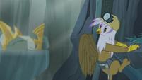 Gilda finds the Idol of Boreas S5E8