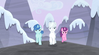 Ponies galloping forward S5E02