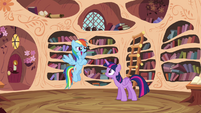 "Rainbow ""General Blazing Donut Glaze!"" S4E21"