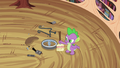 Spike sees the mess S4E15.png