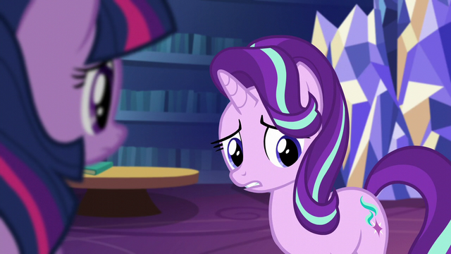 """File:Starlight Glimmer """"as your pupil..."""" S6E1.png"""