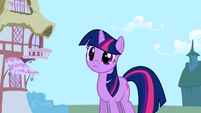Twilight Sparkle sad S1E2