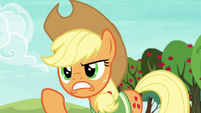 "Applejack ""we're gonna have to get serious"" S6E18"