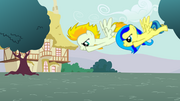 FANMADE Me and my filly flying