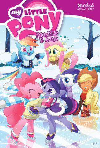 File:My Little Pony Omnibus Volume 3.jpg