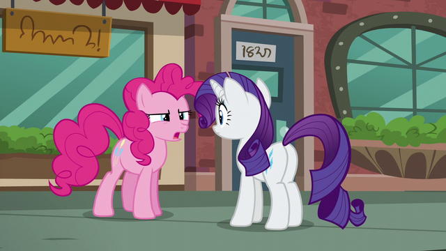 """File:Pinkie """"But this year is going to be different!"""" S6E3.png"""
