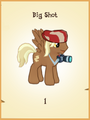 Big Shot MLP Gameloft.png