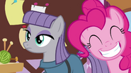 Pinkie with a big grin S4E18