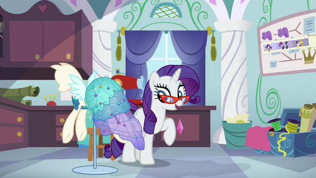 "File:Rarity ""I made some really lovely changes"" S5E14.png"