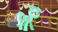"Lyra ""what are you talking about, Bon Bon?"" S5E9"