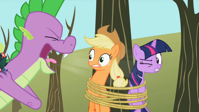 File:Spike roaring S2E10.png