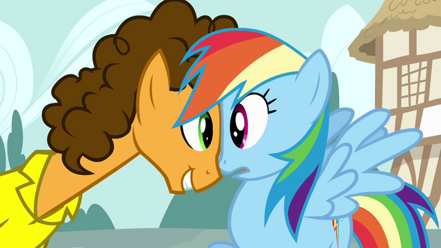 File:Cheese looking at Rainbow S4E12.png