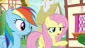 Fluttershy takes Applejack's advice S6E11.png