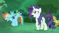 "'Rarity' ""You have to help us!"" S5E26"