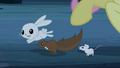 Angel and animals fleeing in terror S6E15.png