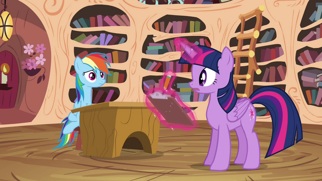 "File:Twilight ""Okay, Rainbow"" S4E21.png"