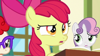 "Apple Bloom ""what for?"" S6E14"