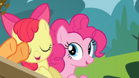 Apple Bloom singing S4E09
