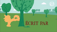 Equestria Girls 'Written by' - French