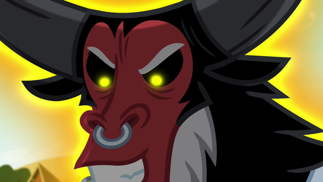File:Tirek looking at Earth ponies menacingly S4E25.png