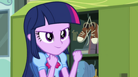"Twilight ""got to learn all that I can"" EG"