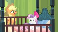 """Applejack """"She's not here!"""" S4E17"""