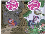 MLP Micro-series Issue 1 Shared Variant