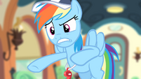 Rainbow Dash 'Are you nuts!' S4E05