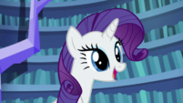 "Rarity ""that's positively"" S5E21"