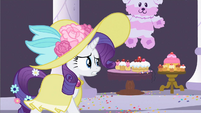 Rarity slowly S2E9