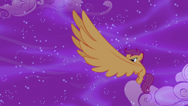 File:Scootaloo blowing a gust of wind S5E13.png