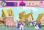 AiP Standing in Ponyville