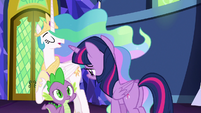 "Celestia ""even I don't know the answer"" S7E1"