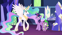 "Celestia ""if that is what you're afraid of"" S7E1"