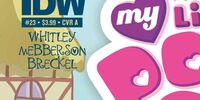 Friendship is Magic Issue 23