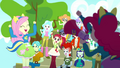 """Fluttershy and students cheer """"Goal!"""" SS4.png"""