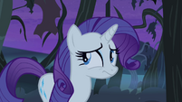 Rarity walking alone S4E07
