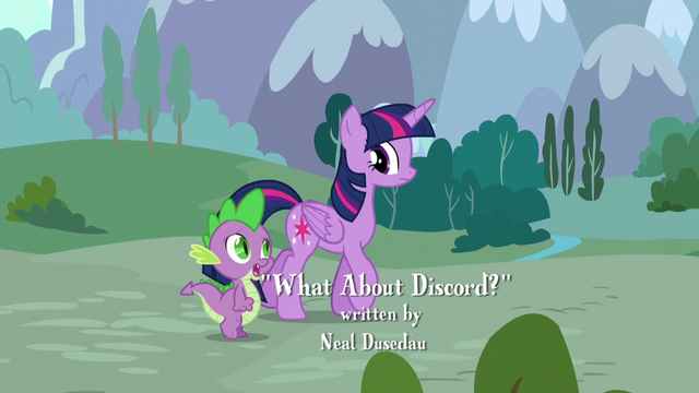 """File:Spike """"We've been in that library for three straight days!"""" S5E22.png"""
