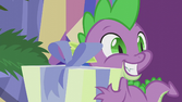 Spike in giddy excitement S5E20