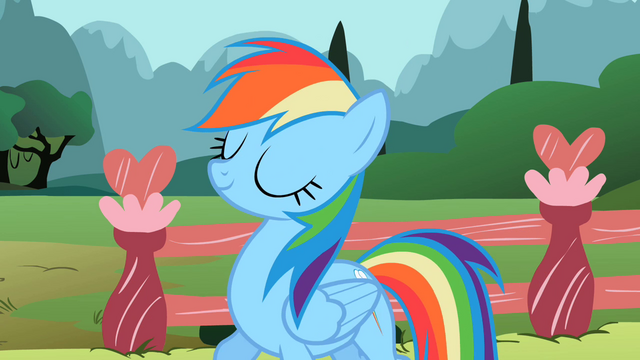 File:Rainbow Dash 'cause I'm the best' S2E07.png