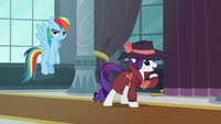 "Rarity ""like a charm on a bracelet!"" S5E15"