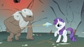 Rarity not liking this S1E19.png