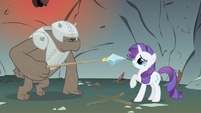 Rarity not liking this S1E19