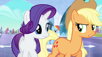 Rarity why can't you S3E1