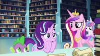 Starlight gasps in realization S6E2