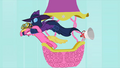 Cherry Berry saved by Mysterious Mare Do Well S2E08.png
