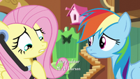 "Fluttershy ""his heartbeat could be a"" S5E5"