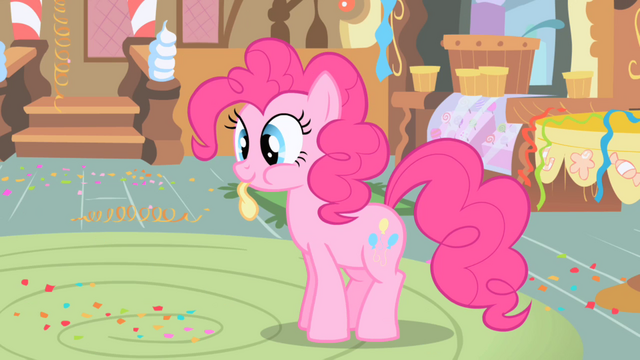 ファイル:Pinkie Pie opening theme.png
