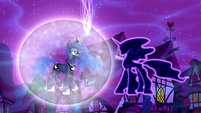 Princess Luna faces the Tantabus S5E13