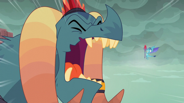"File:Torch shouting ""not to do it"" S6E5.png"